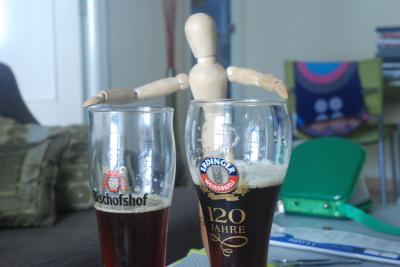 Singular alcohólico-pedante...