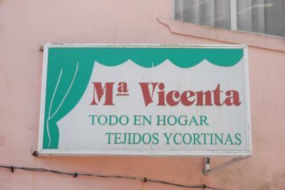 ¿Al carajo María Viecenta?